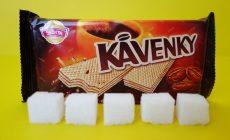 Koľko cukru obsahujú obľúbené české a slovenské sladkosti? Odpoveď na to priniesla Slovenka Lenka