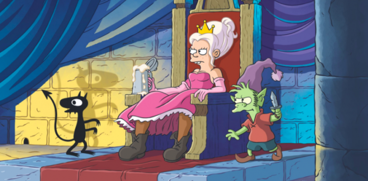 Netflix spolupracuje s tvorcom Simpsonovcov. Na nový animovaný seriál sa môžeme tešiť už čoskoro