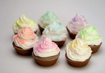 POZOR! Lákavé cupcakes do kúpeľa môžu mať fatálne následky!