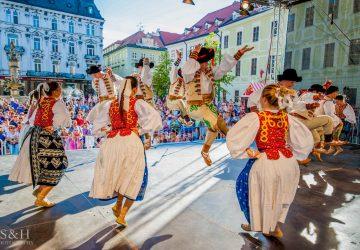 Medzinárodný festival detských folklórnych súborov sa práve začína!