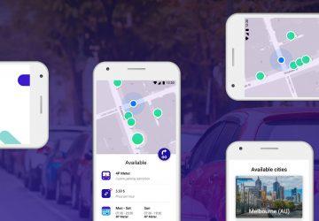 ÚSPECH SLOVENSKÝCH ŠTUDENTOV: Vyvinuli aplikáciu MELBERRY, ktorá pomôže s parkovaním!