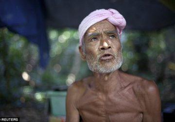 Pustovník, ktorý ušiel z civilizácie a žil nahý na pustom ostrove, je úradmi nútený vrátiť sa do Japonska po 29 rokoch!