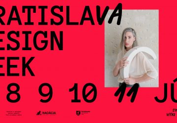 Dnešným dňom sa začína sviatok súčasného dizajnu Bratislava Design Week 2018. Nenechajte si ho ujsť