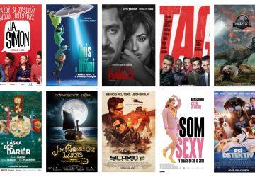 Filmové novinky: Na čo sa môžeme tešiť v júni?