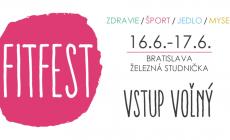 FITFEST 2018: Festival zdravého životného štýlu bude už tento víkend!