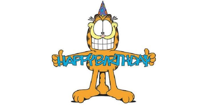 Komiks o kocúrovi Garfieldovi má okrúhle jubiluem. Oslavuje 40-ku