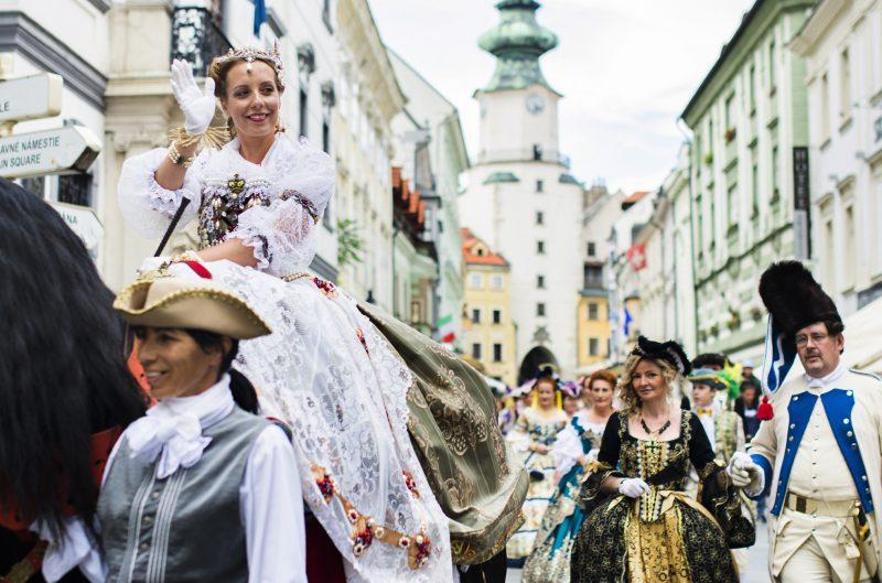 Bratislavské korunovačné dni