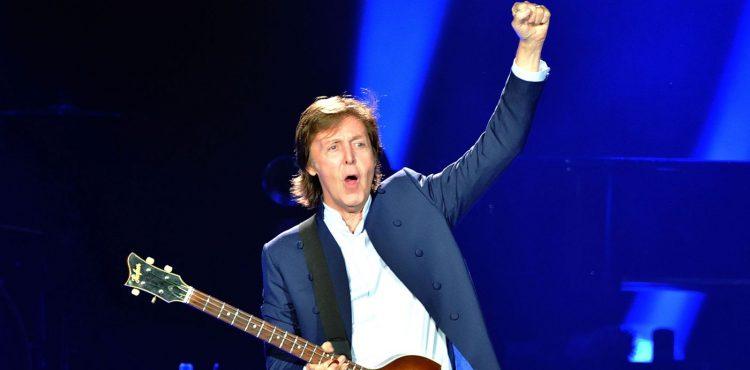 Paul McCartney vydáva svoj 17. sólo album