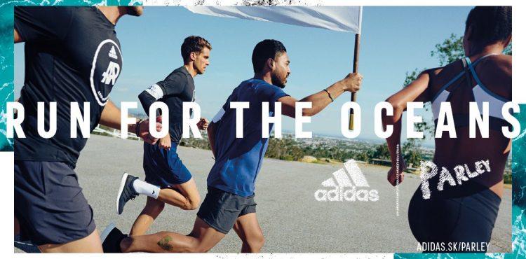 Adidas x Parley RUN FOR THE OCEANS: Už v stredu 20. júna