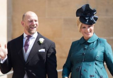 Ďalšie kráľovské dieťa je na svete! Zara Tindall, vnučka kráľovnej Alžbety II., porodila dievčatko