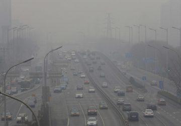 GREENPEACE VARUJE: Hladina ozónu v Číne dosiahla rekordné hodnoty!
