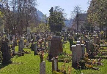 V nemeckom mestečku vypísali lotériu na miesta na cintoríne!