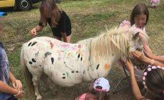Festival v Česku pohoršil verejnosť. Deti tu maľovali po poníkovi a päťročný chlapček prišiel o život