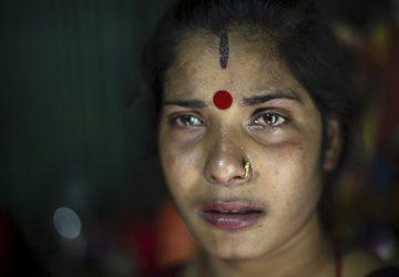 FOTO: Drsné fotografie moslimských prostitútok! Mrazivé zábery zachytávajú hotové peklo na zemi