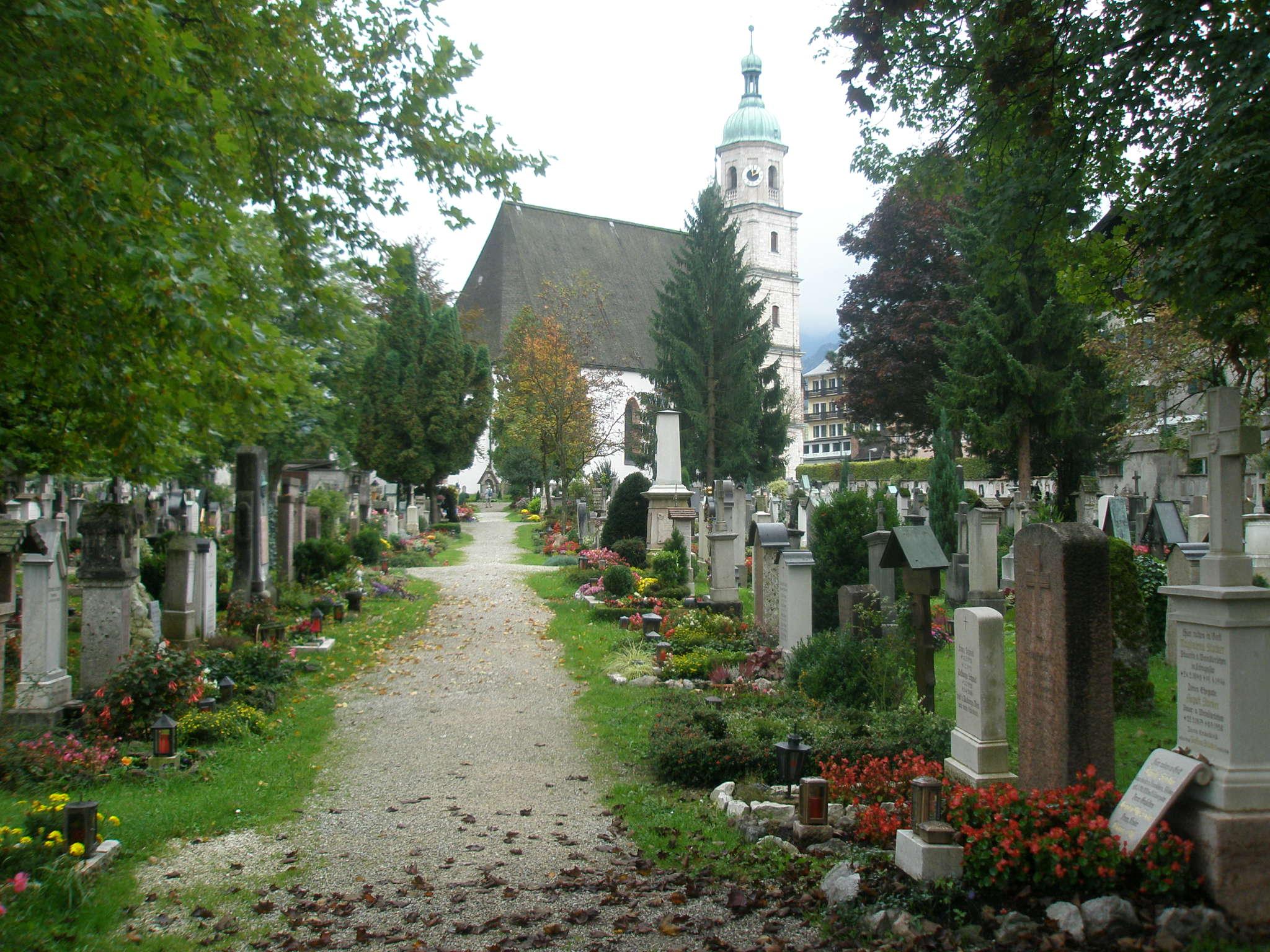 Berchtesgaden cintorín