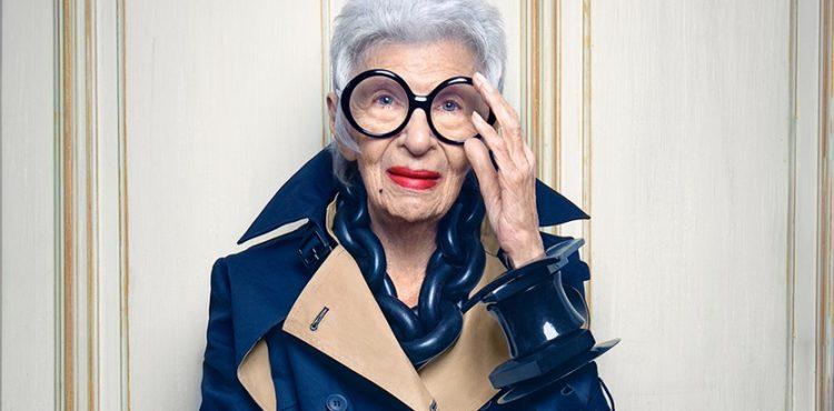 Iris Apfel, 96-ročná módna ikona, je dôkazom toho, že štýl nepozná vekové hranice