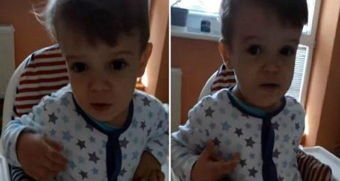 VIDEO: Tak toto musíte vidieť! Len 2-ročný Jakubko odrecitoval celú básen Mor ho úplne spamäti!