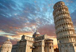 Prečo je šikmá veža šikmá a ako to, že vydrží aj zemetrasenie?!
