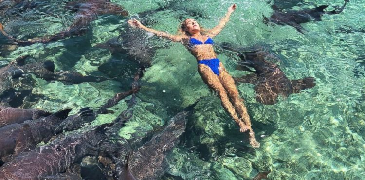 Instagramovú modelku a influencerku pri fotení pohrýzol žralok!