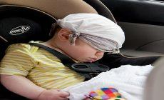 Žena nechala svoje dieťa zatvorené v aute a odišla do práce na dlhých osem hodín