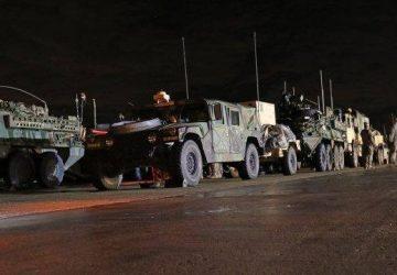 Tento týždeň bude cez Slovensko prechádzať vojenská technika