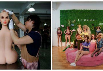 Uprostred Pekingu sa vyrába umelá inteligencia – bábiky Sex Dolls! Okrem toho, že vyzerajú ako živé, ovládajú hneď niekoľko funkcií naraz
