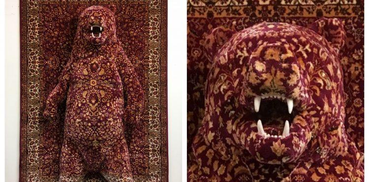Medvede vychádzajúce z perzských kobercov? Ako to len tá Debbie Lawsonová robí?