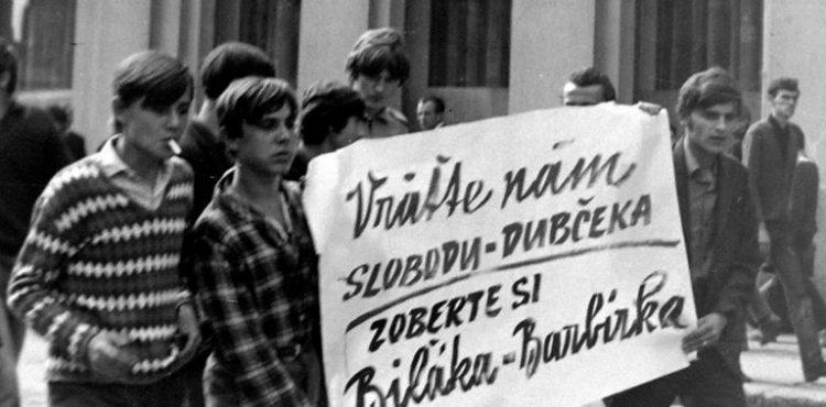 Viete, čo predchádzalo Augustu '68? Pozrite si prehľad historických udalostí
