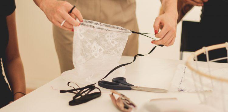 Zbohom, mikroténové vrecká. Ich alternatívu – textilné vrecúška – si jednoducho dokážete vyrobiť aj sami doma
