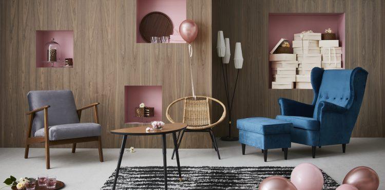 IKEA predstavila nový katalóg a my sme boli pri tom! Pozrite si prvé zábery
