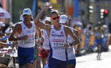 Matej Tóth získal striebro v chôdzi na 50 km, stal sa vicemajstrom Európy!