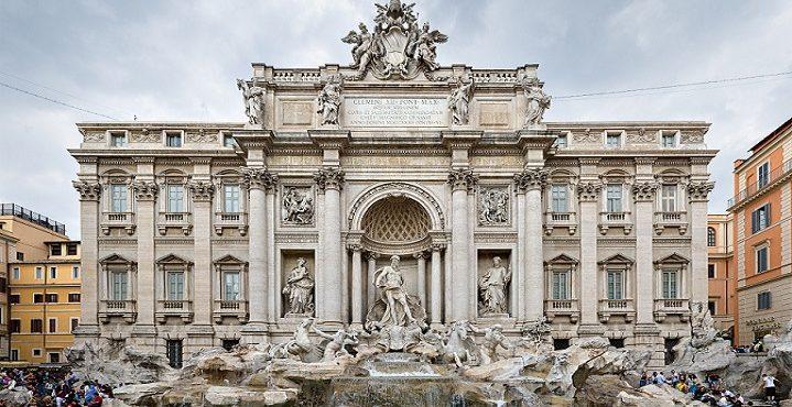 Dráma v Ríme: Turistky sa pobili pri známej fontáne. Spravili tak z poriadne bizarného dôvodu