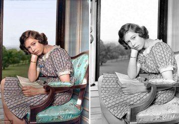 Čiernobiele historické fotografie mení na farebné. Tie vďaka kolorizácii získavajú úplne iný rozmer