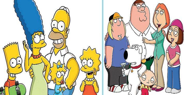Fanúšikovia Simpsonovcov a Griffinovcov sa majú načo tešiť. O animovaných rodinkách vzniknú 2 filmy