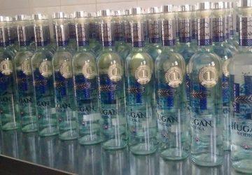 Skvelý úspech slovenskej HUGAN vodky z Brezna: Na súťaži v Londýne skončila na 2. mieste