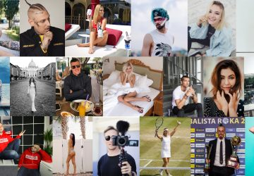 TOP 20 influencerov: Pozrite si rebríček najvplyvnejších Slovákov na sociálnych sieťach