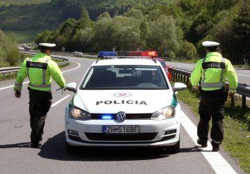 Vodiči aj všetci ostatní účastníci cestnej premávky, pozor: Dnes je celoslovenská kontrola!