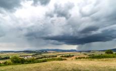 Časozberné VIDEO: TAKTO úchvatne vyzerá priebeh búrky (nielen) na Strednom Považí
