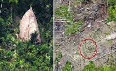 Po prvý raz sa podarilo zachytiť brazílsky domorodý kmeň. Jeho členovia žijú izolovane a o kontakt s ľuďmi nemajú záujem
