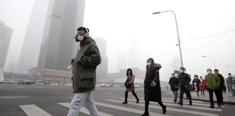 Je jedno, že nefajčíte. Znečistené ovzdušie v mestách zaťaží organizmus rovnako ako cigarety