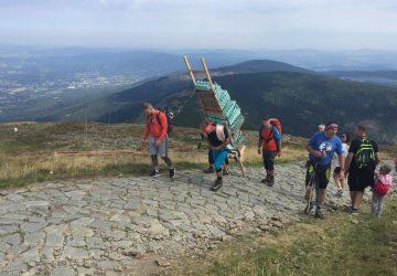 Horský nosič Vladimír Hyžnay, ktorý vyniesol na českú Sněžku 165,5-kilogramový náklad: Venoval som to horám a generáciám šerpov
