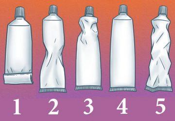 TEST: To, ako vytláčate svoju zubnú pastu, vie veľa napovedať o vaše osobnosti. Trúfate si zistiť, aký typ človeka ste?