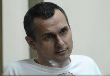 Ukrajinský režisér OLEG SENCOV už takmer 4 mesiace drží v ruskom väzení protestnú hladovku. Napísal závet, Eduard Kukan ho navrhuje na Sacharovovu cenu za slobodu myslenia