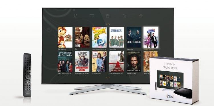 Na slovenský trh prichádza nová internetová televízia KUKI. V čom sa líši od ostatných?