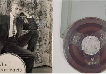Na aukcii vydražili najstaršiu nahrávku Davida Bowieho! Našli ju len tento rok na povale