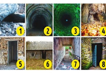 TEST: Ktorého miesta na fotke sa najviac obávate? Váš výber prezradí všetko o vašich skrytých obavách a túžbach