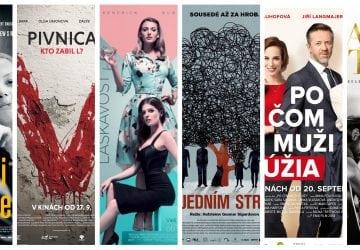 Jeseň v kinách: Čo nás čaká?