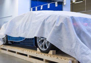 Spoločnosť LEGO vytvorila pojazdnú repliku automobilu Bugatti Chiron. Takto vyzerá v životnej veľkosti!