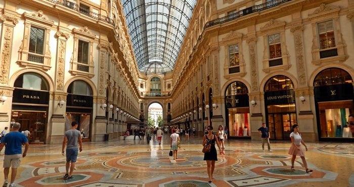 Na skok do Milána
