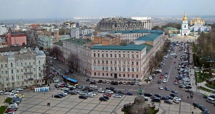 V Kyjeve plní mačka sny